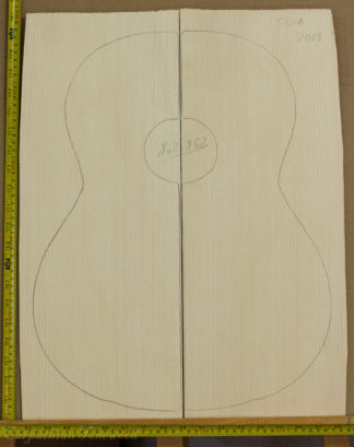 Guitar classical No.862 Top made with Spruce in 2015 A grade