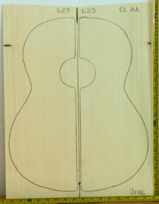 Classical Guitar Spruce Top