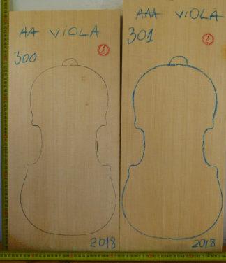 Viola No.300 Top