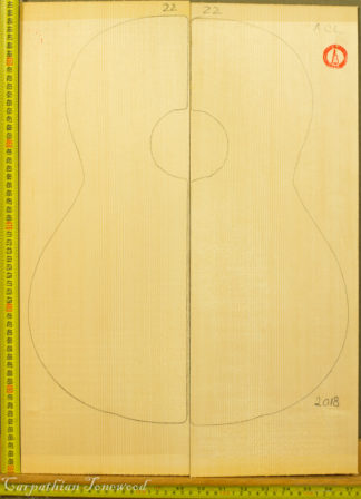 Guitar classical No.22 Top
