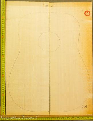 Guitar classical No.40 Top