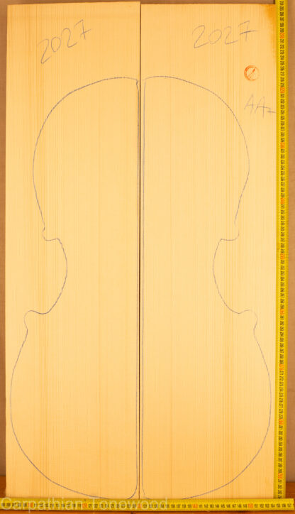 Cello No.2027 Top