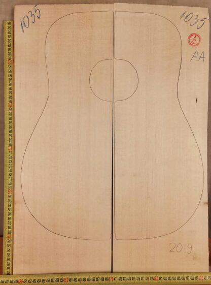 Guitar western No.1036 Top