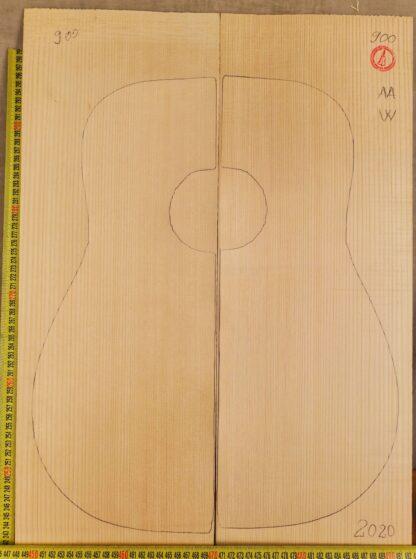 Guitar western No.900 Top