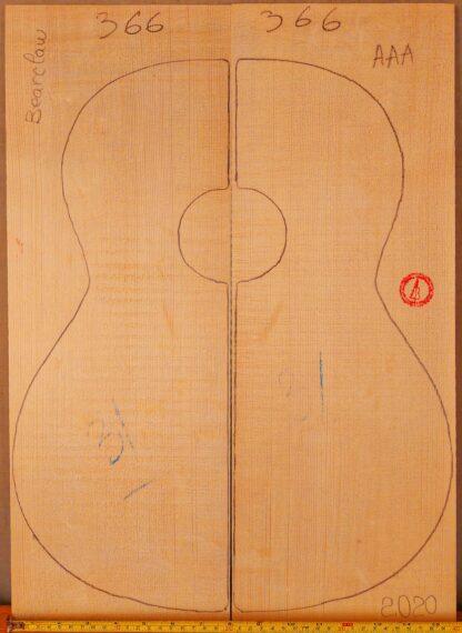 Guitar classical No.366 Top